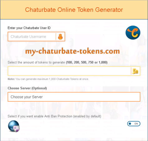 Chaturbate tokens currency